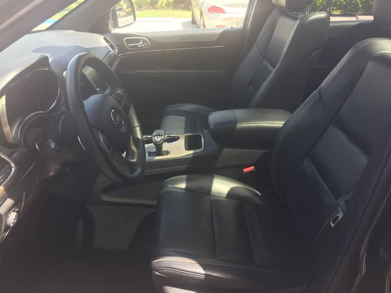 2014 Jeep Grand Cherokee 4x2 Limited 4dr SUV - Fort Myers FL