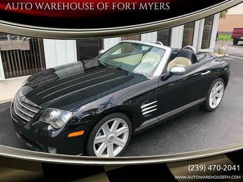 2006 Chrysler Crossfire for sale in Fort Myers, FL