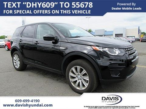 2016 Land Rover Discovery Sport for sale in Ewing, NJ
