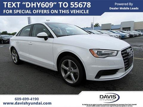 2016 Audi A3 for sale in Ewing, NJ