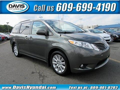 2013 Toyota Sienna for sale in Ewing, NJ
