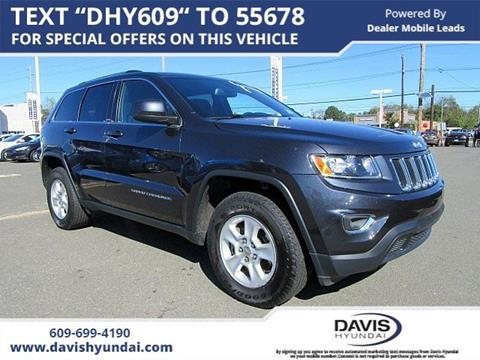 2016 Jeep Grand Cherokee for sale in Ewing, NJ