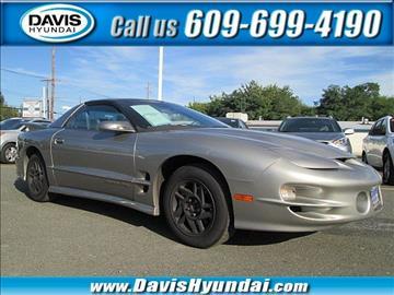 1999 Pontiac Firebird for sale in Ewing, NJ