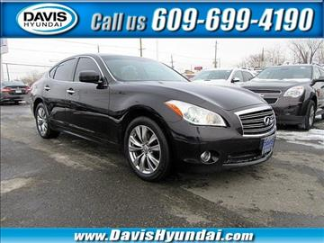 2012 Infiniti M56 for sale in Ewing, NJ