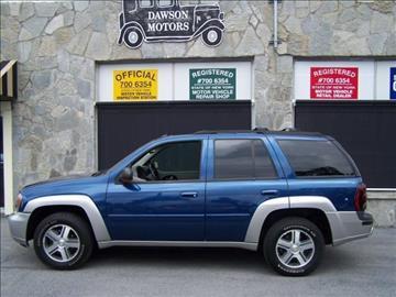 2005 Chevrolet TrailBlazer for sale in Warwick, NY