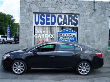 2012 Buick LaCrosse for sale in Warwick, NY