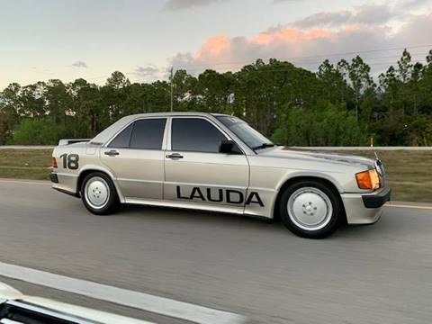 1985 Mercedes-Benz 190-Class for sale in West Palm Beach, FL