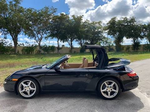 2008 Porsche 911 Carrera for sale in West Palm Beach, FL