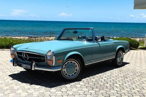 1969 Mercedes-Benz 280-Class for sale in West Palm Beach, FL