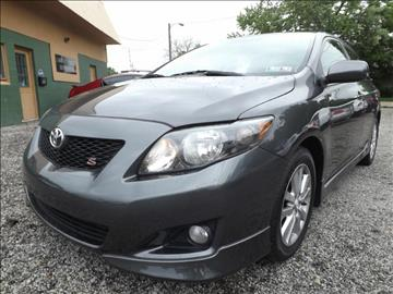 2010 Toyota Corolla for sale in Alliance, OH