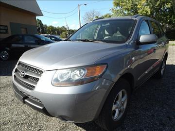 2007 Hyundai Santa Fe for sale in Alliance, OH