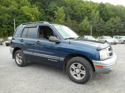 2003 Chevrolet Tracker for sale in Titusville, PA
