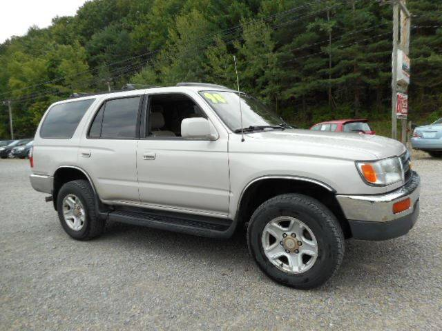 1998 Toyota 4Runner for sale at Titusville Motor Company in Titusville PA