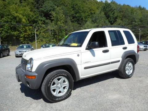 2004 Jeep Liberty for sale in Titusville, PA