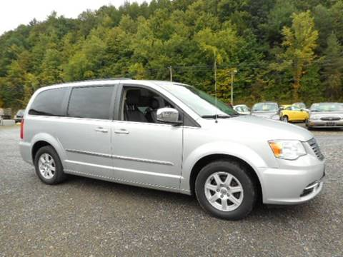 2012 Chrysler Town and Country for sale in Titusville, PA