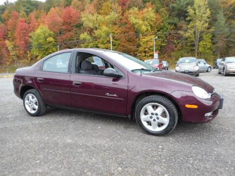 2000 Plymouth Neon for sale in Titusville, PA