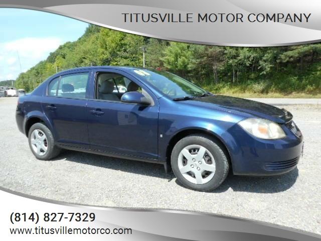 2008 Chevrolet Cobalt LT 4dr Sedan In Titusville PA
