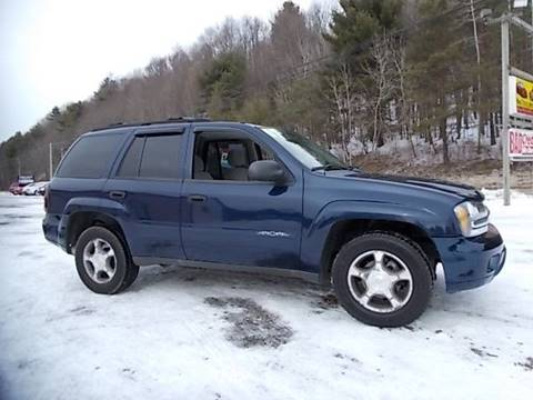 2007 Chevrolet TrailBlazer for sale at Titusville Motor Company in Titusville PA