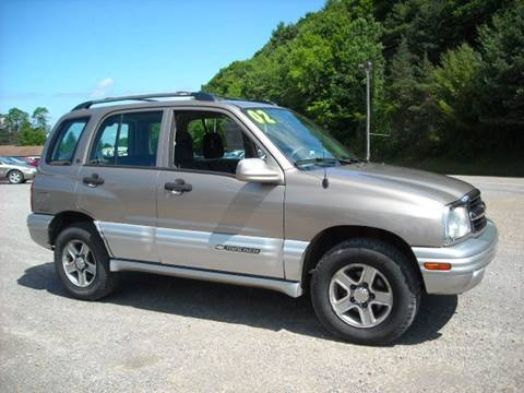 2002 Chevrolet Tracker for sale in Titusville, PA
