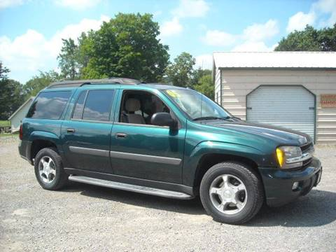 2005 Chevrolet TrailBlazer EXT for sale in Titusville, PA