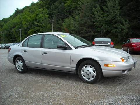 2001 Saturn S-Series for sale at Titusville Motor Company in Titusville PA