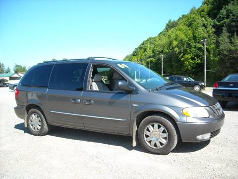 2004 Chrysler Town and Country for sale in Titusville, PA
