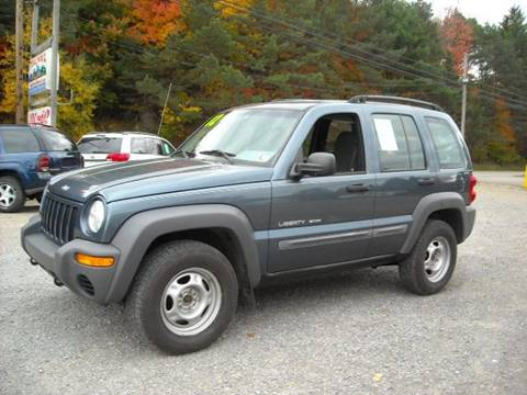 2002 Jeep Liberty for sale in Titusville, PA