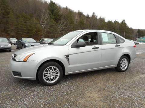 2008 Ford Focus for sale in Titusville, PA