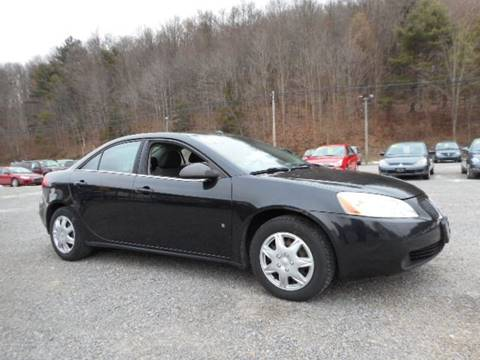 2008 Pontiac G6 for sale at Titusville Motor Company in Titusville PA