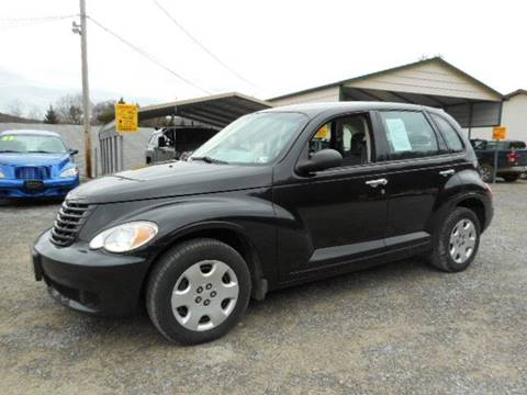 2008 Chrysler PT Cruiser for sale at Titusville Motor Company in Titusville PA