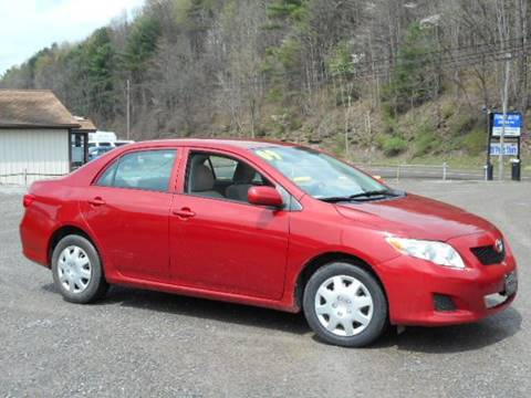2009 Toyota Corolla for sale in Titusville, PA