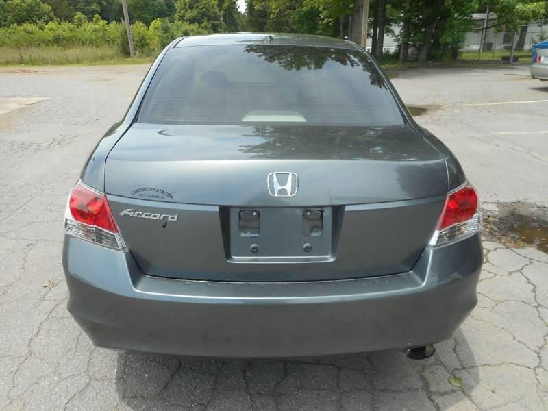 2009 Honda Accord EX-L 4dr Sedan 5A - Cabot AR