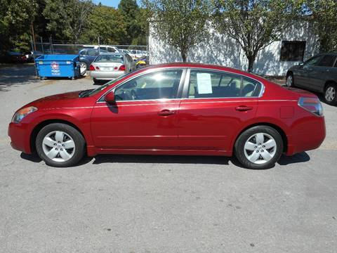 2007 Nissan Altima for sale in Cabot, AR