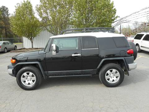 2007 Toyota FJ Cruiser for sale in Cabot, AR