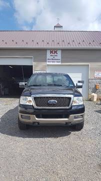 2005 Ford F-150 for sale in Frostburg, MD