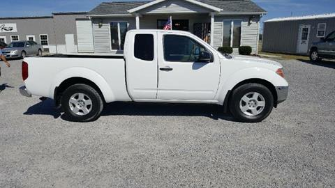 2005 Nissan Frontier for sale in Marion, IL