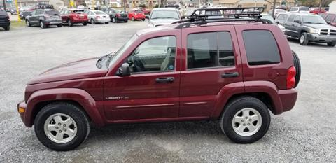 2003 Jeep Liberty for sale in Marion, IL
