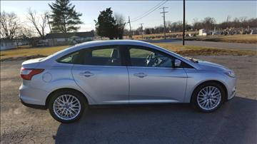 2012 Ford Focus for sale in Marion, IL