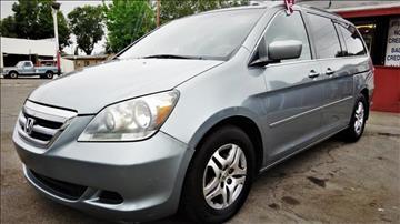 2006 Honda Odyssey for sale in Orange, CA