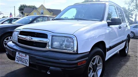 2003 Chevrolet Tracker for sale in Orange, CA