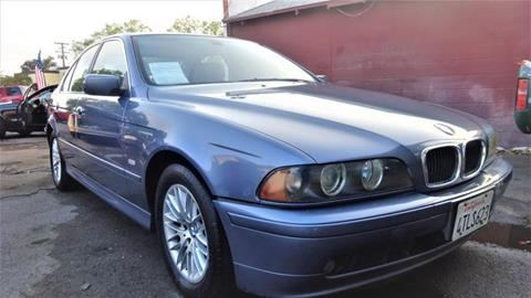 2001 BMW 5 Series for sale in Orange, CA