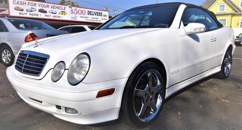 2003 Mercedes-Benz CLK for sale in Orange, CA