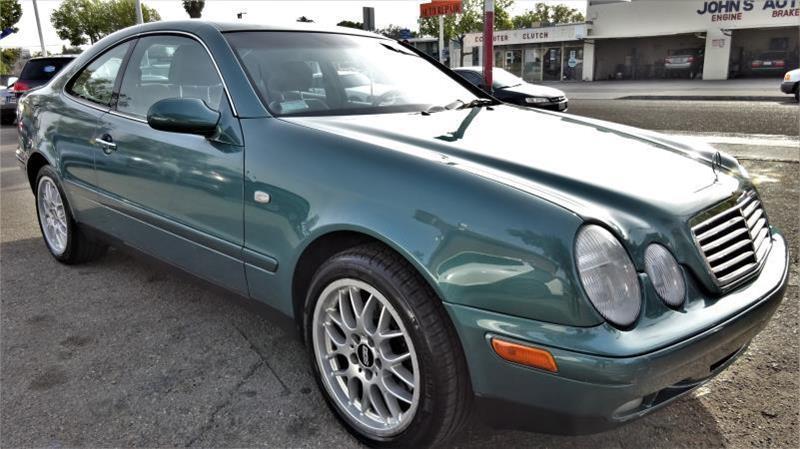 Mercedes-Benz CLK 1999 CLK 320 2dr Coupe