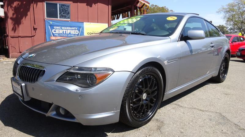 BMW 6 Series 2006 650i 2dr Coupe