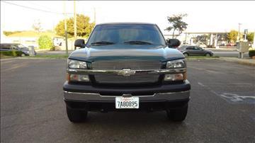2003 Chevrolet Silverado 1500 for sale in Orange, CA