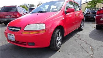 2006 Chevrolet Aveo for sale in Orange, CA
