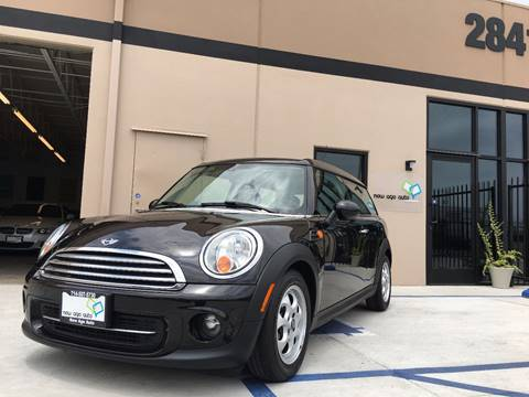 2014 MINI Clubman for sale at New Age Auto in Anaheim CA