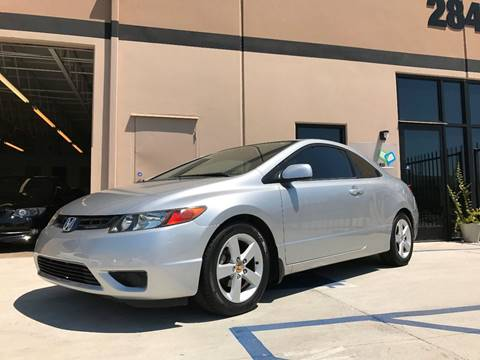 2006 Honda Civic for sale at New Age Auto in Anaheim CA