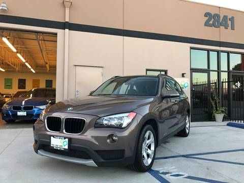2014 BMW X1 for sale at New Age Auto in Anaheim CA