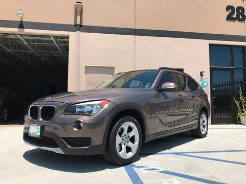 2013 BMW X1 for sale at New Age Auto in Anaheim CA